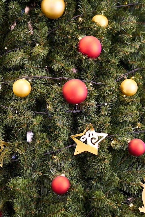arbre de Nadal, avet, boles de nadal