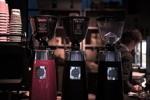 Foto profissional grátis de bar café