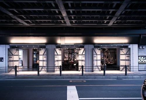 Foto profissional grátis de arquitetura, construção, contemporâneo, edifícios