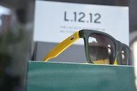 sonnenbrille, brillen, makro