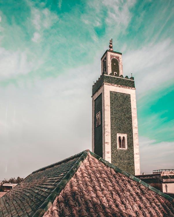 伊斯兰建筑, 伊斯蘭, 伊斯蘭教