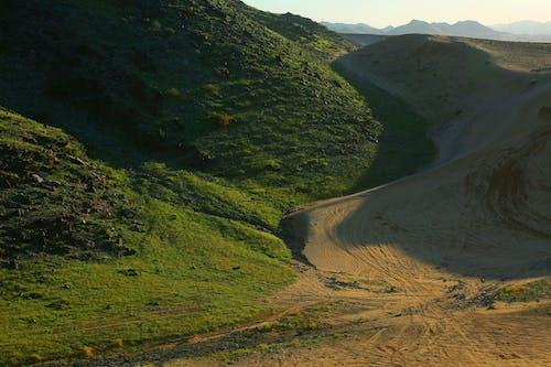Ingyenes stockfotó abroncs, arid climate, autó, barna témában