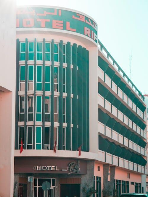 建築, 建築師, 摩洛哥, 旅館 的 免费素材照片