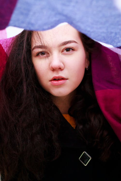 귀여운, 머리, 모델, 보고 있는의 무료 스톡 사진