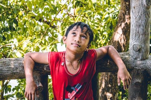 兒童, 小孩, 濕, 纵向 的 免费素材照片