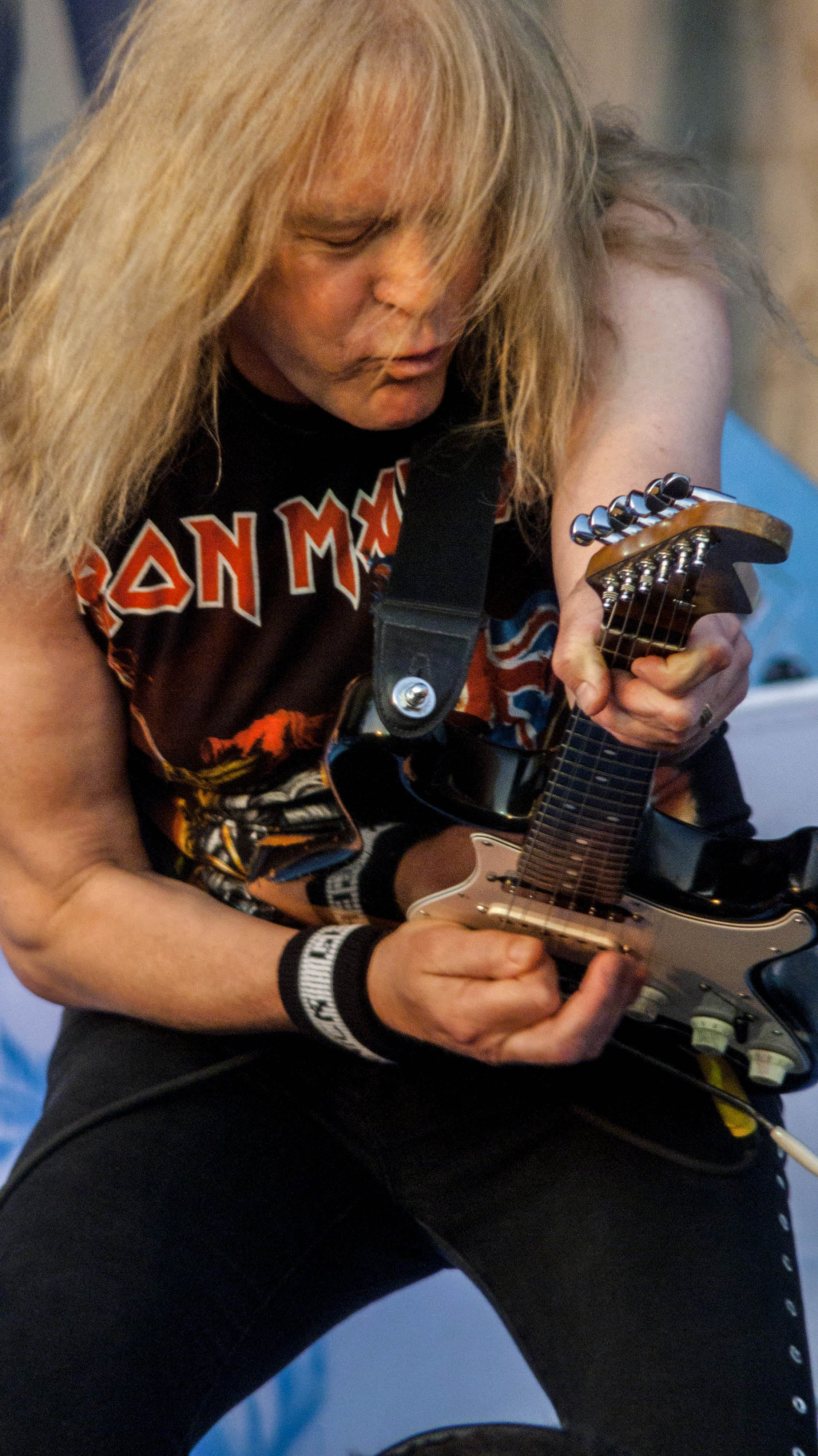 Free stock photo of Iron Maiden - Graspop 2013
