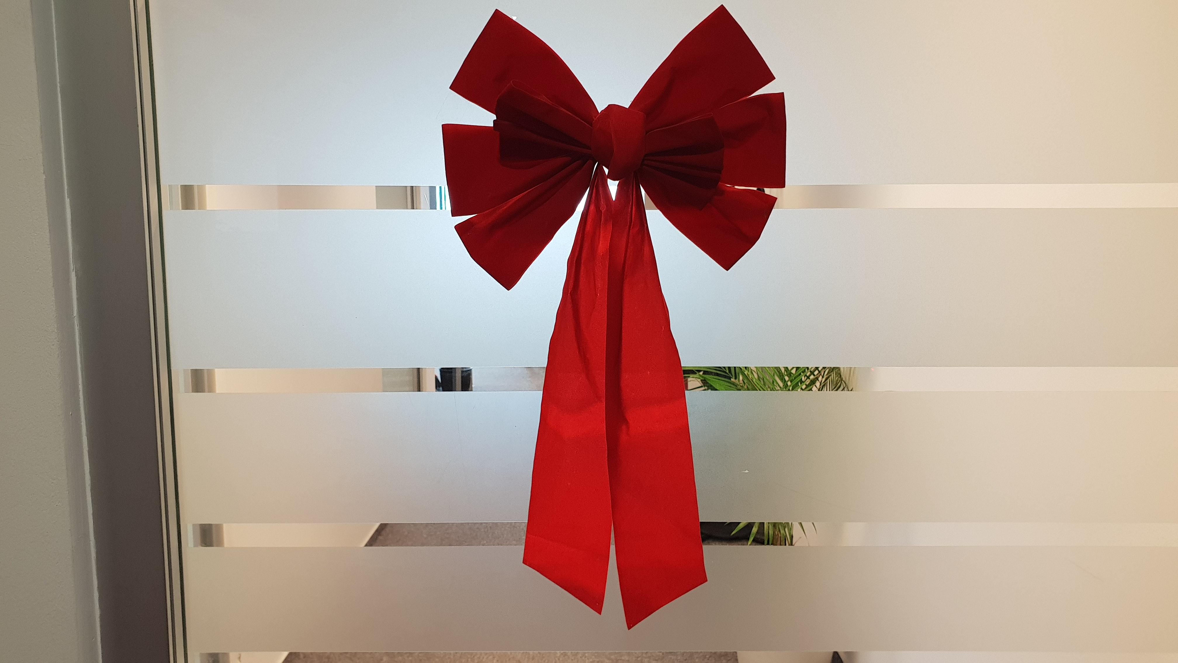 Free stock photo of christmas ribbon, red ribbon, ribbon