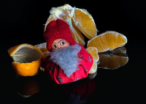Gratis lagerfoto af frugt, jul orange, oraange