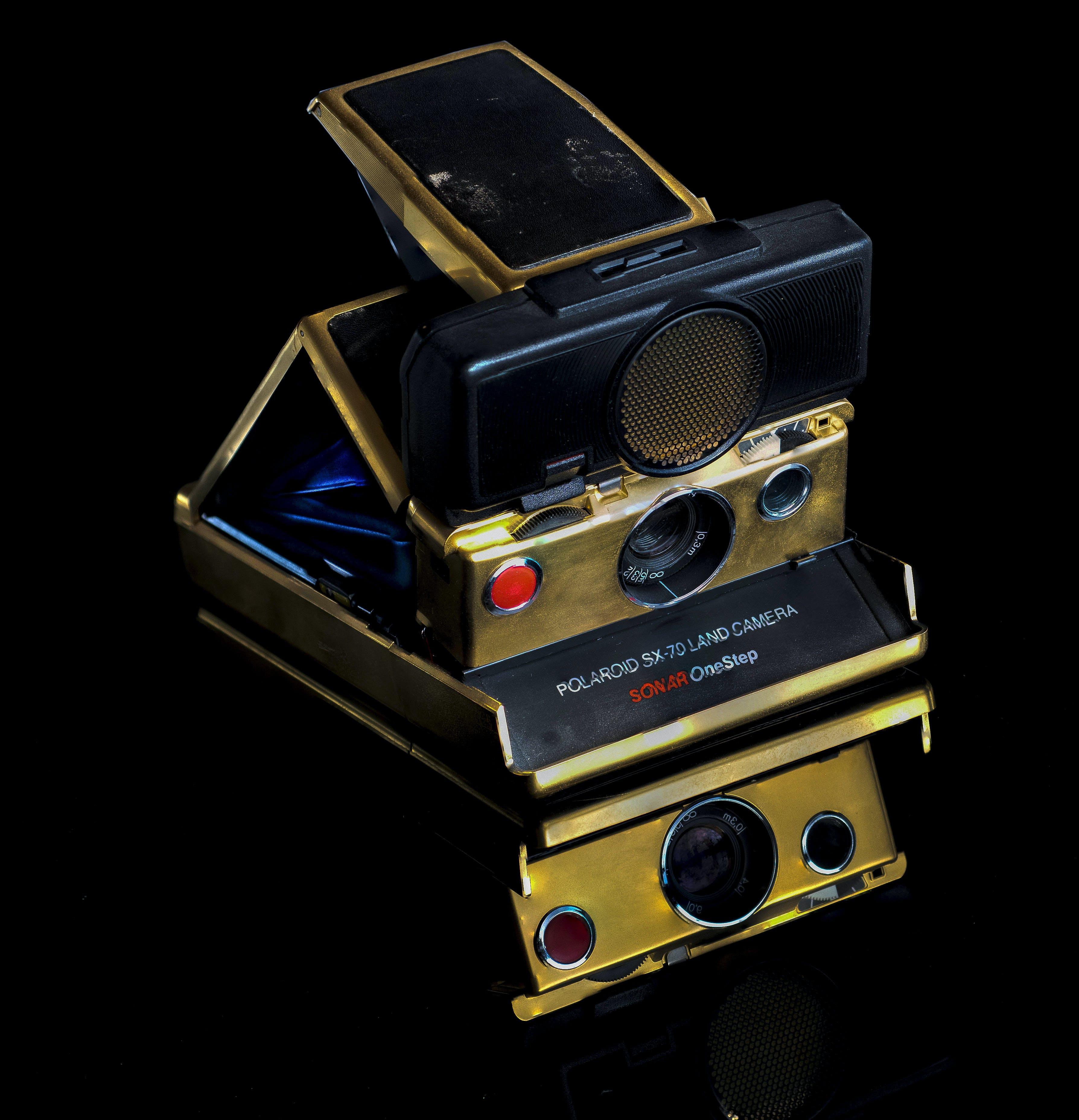 Kostenloses Stock Foto zu elektrik, kamera, klassisch, nostalgie