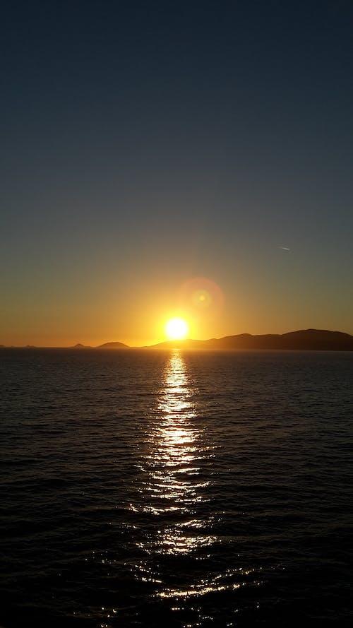 Immagine gratuita di tramonto