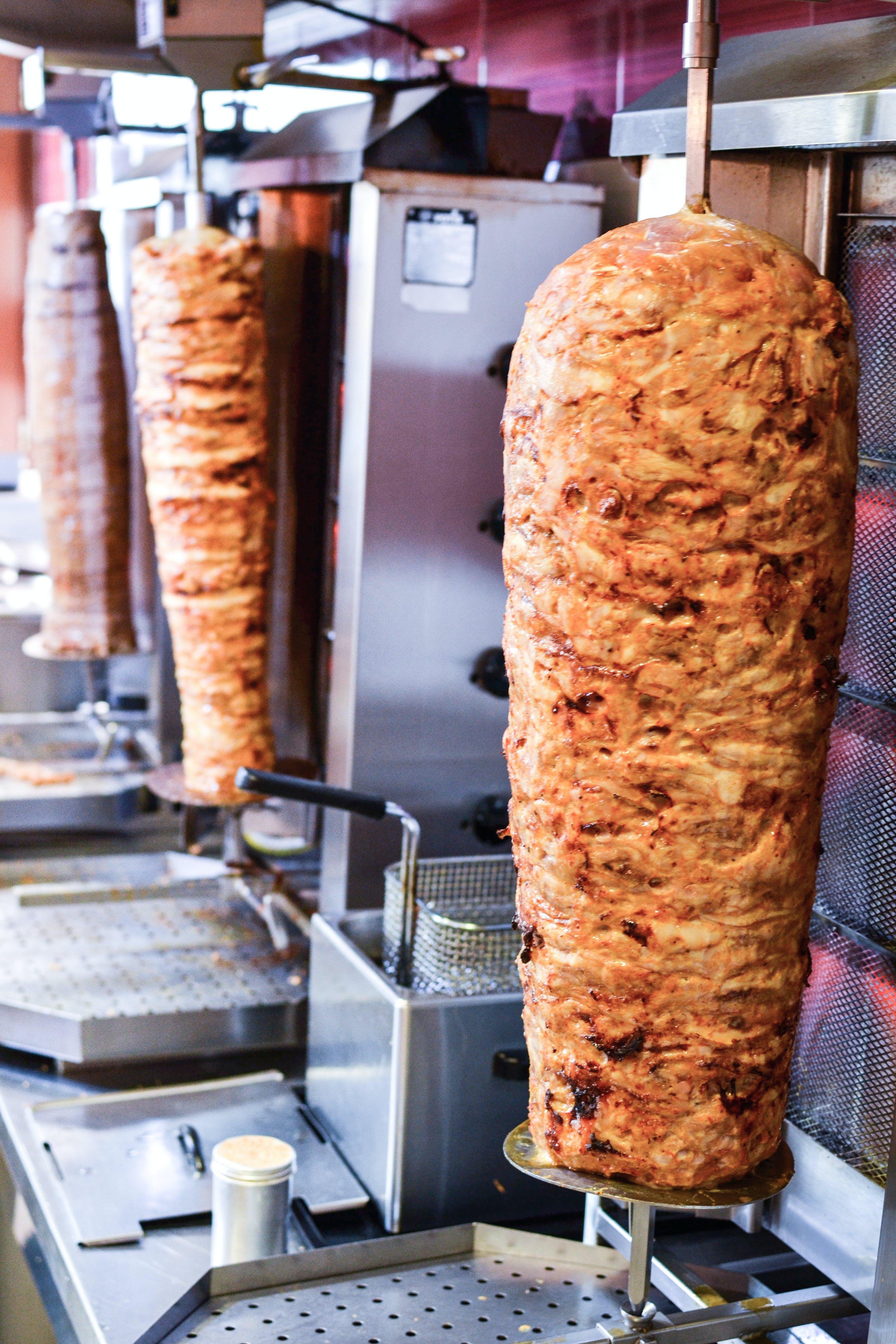 Free stock photo of kebab, meat