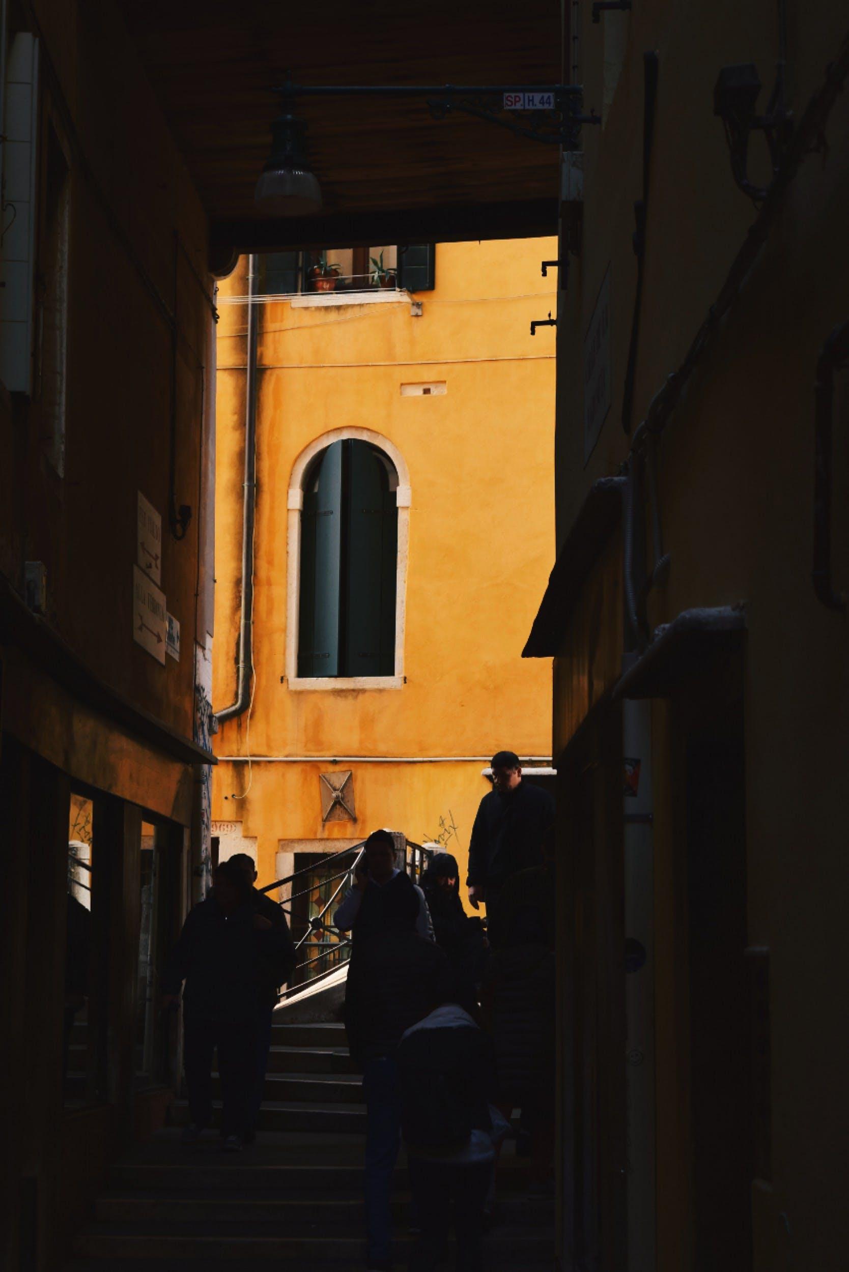 Free stock photo of 4k wallpaper, italy, people walking, street