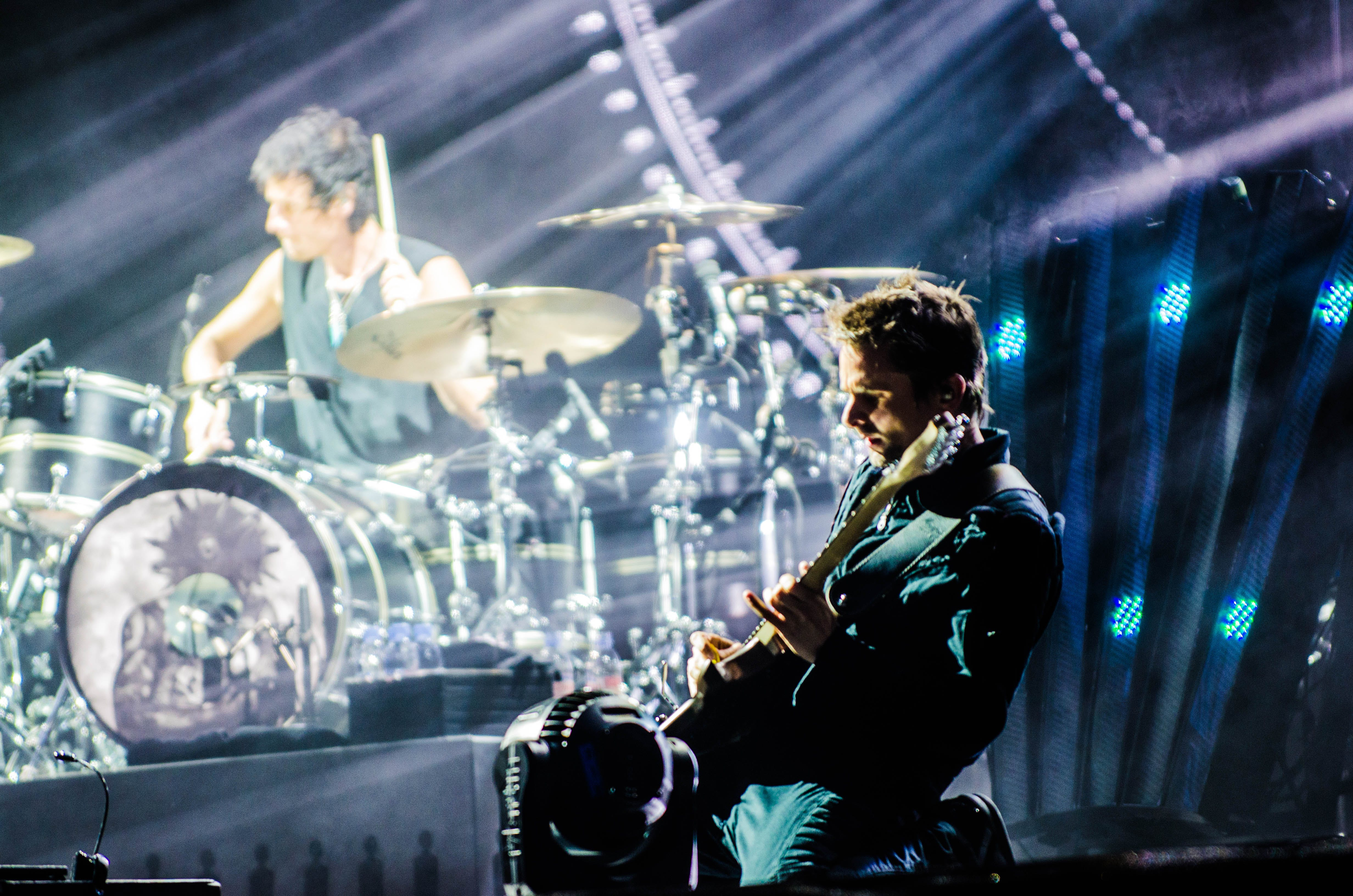 of Muse - Rock Im Revier 2015
