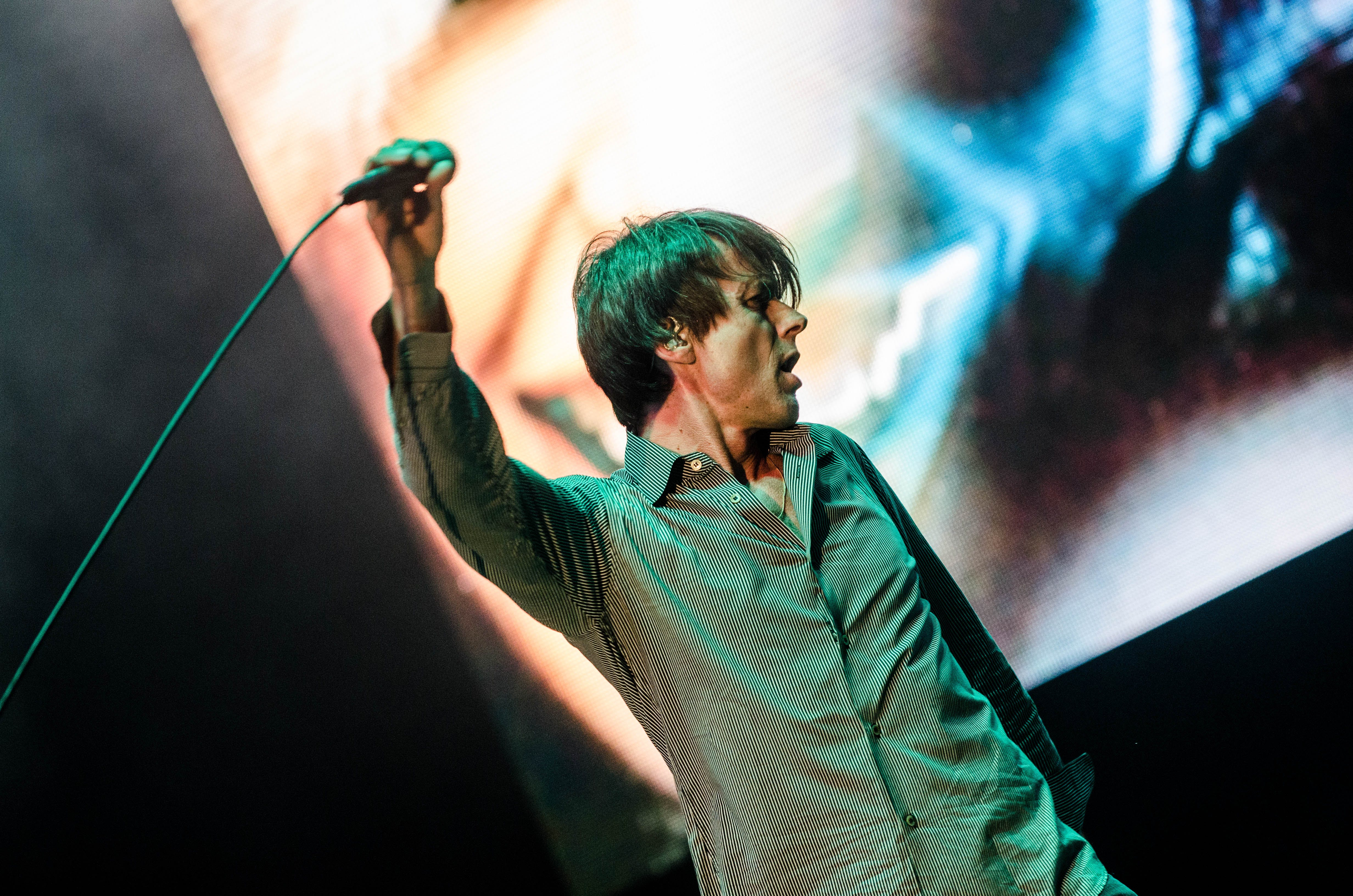 of Suede - Les Ardentes 2016