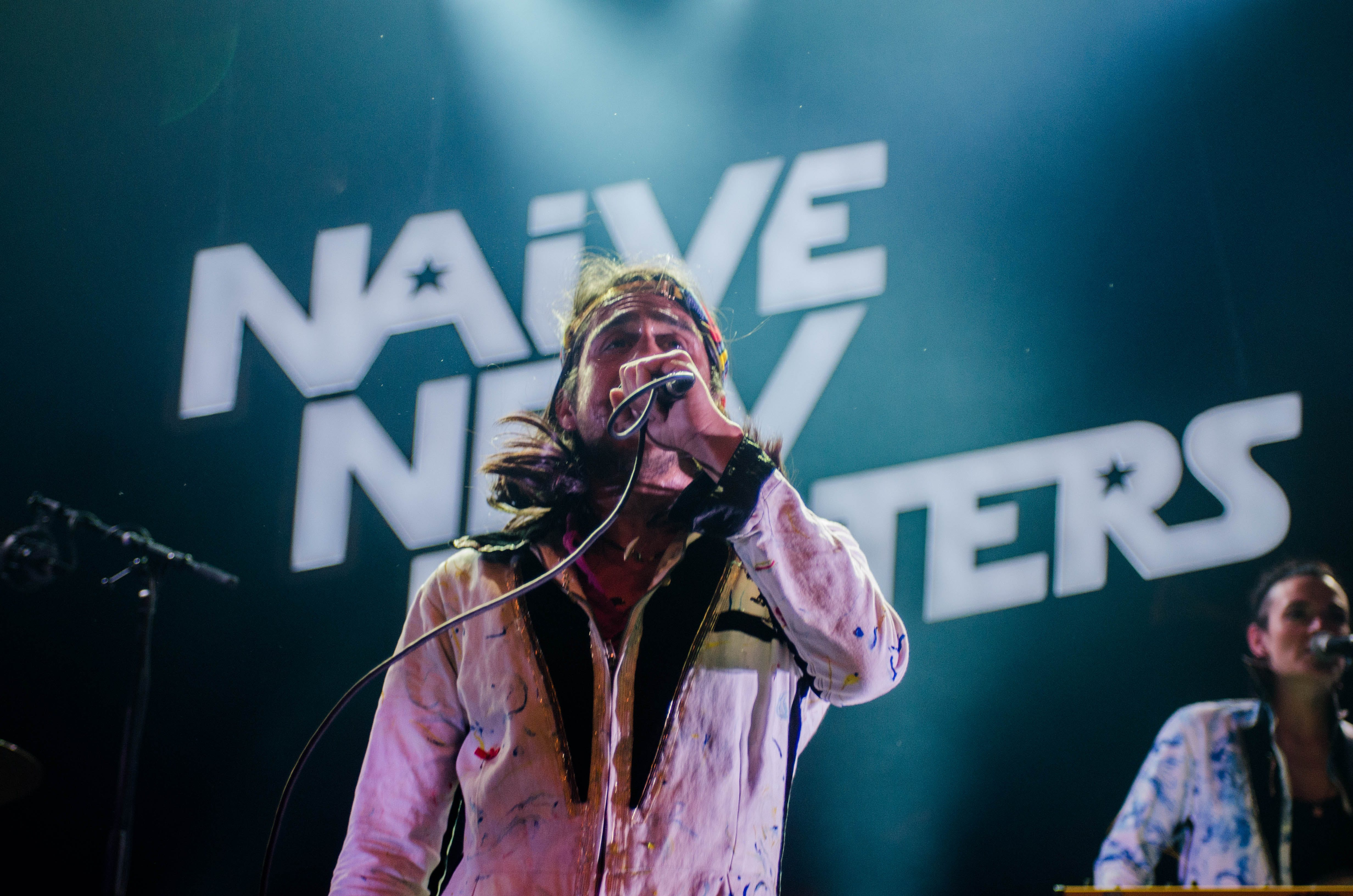 Kostenloses Stock Foto zu naive new beaters - les ardentes 2016
