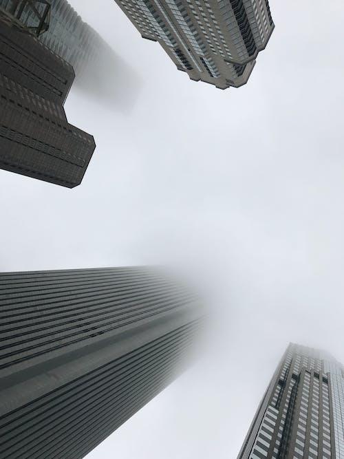 Immagine gratuita di architettura, città, contemporaneo, edifici