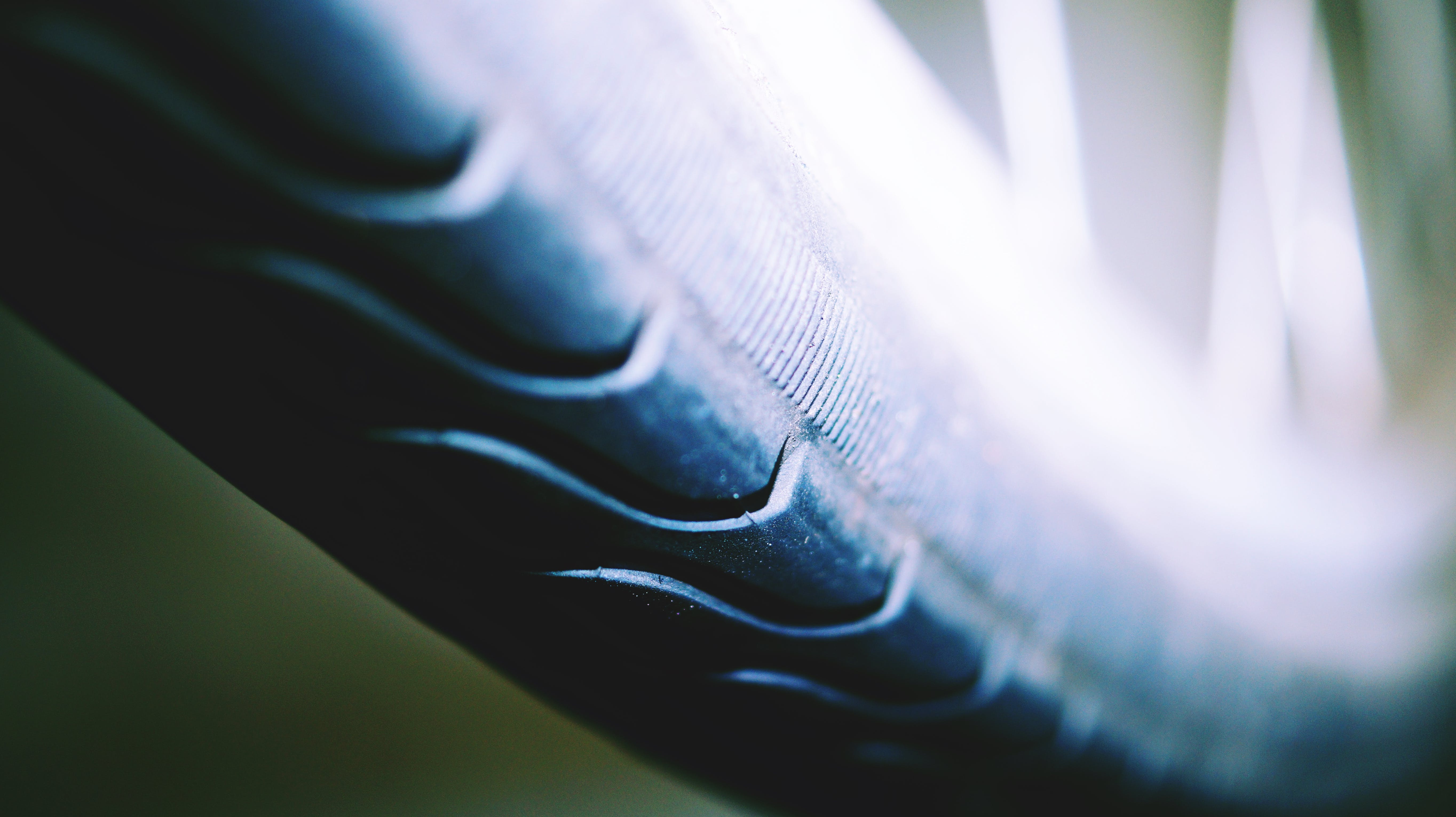 Free stock photo of bicycle, bicycle tire, close-up view, macro photography