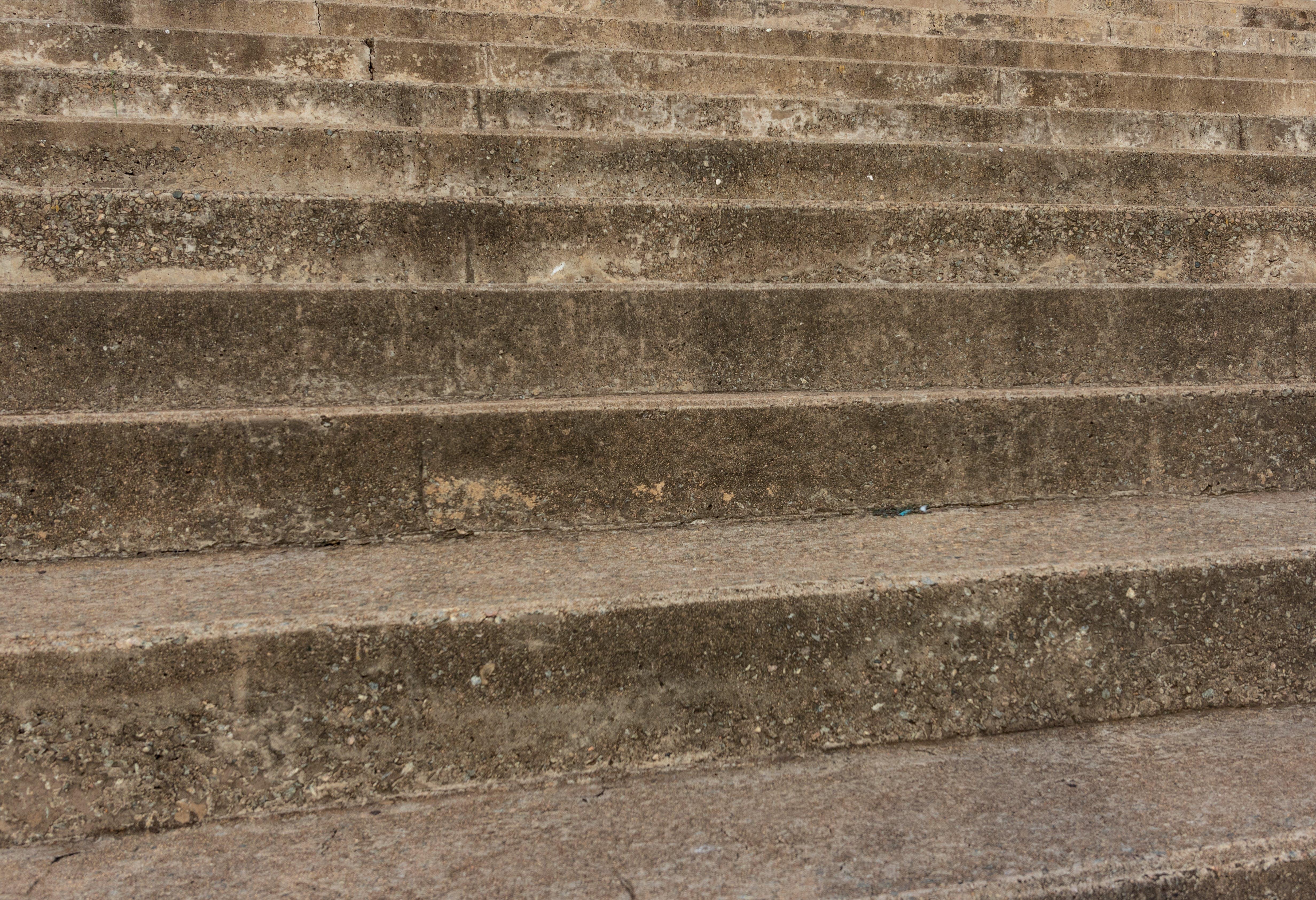 Kostenloses Stock Foto zu bau, beton, hintergrund, schritte