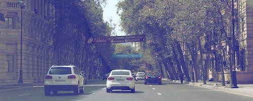 交通, 城市, 汽車, 街 的 免費圖庫相片