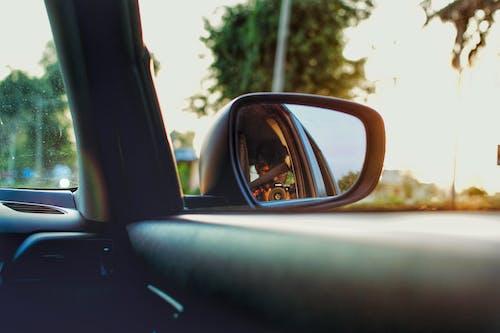 Foto d'estoc gratuïta de cotxe, reflex