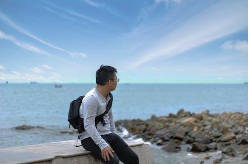 Immagine gratuita di #vietnamita, cielo azzurro, me, spiaggia