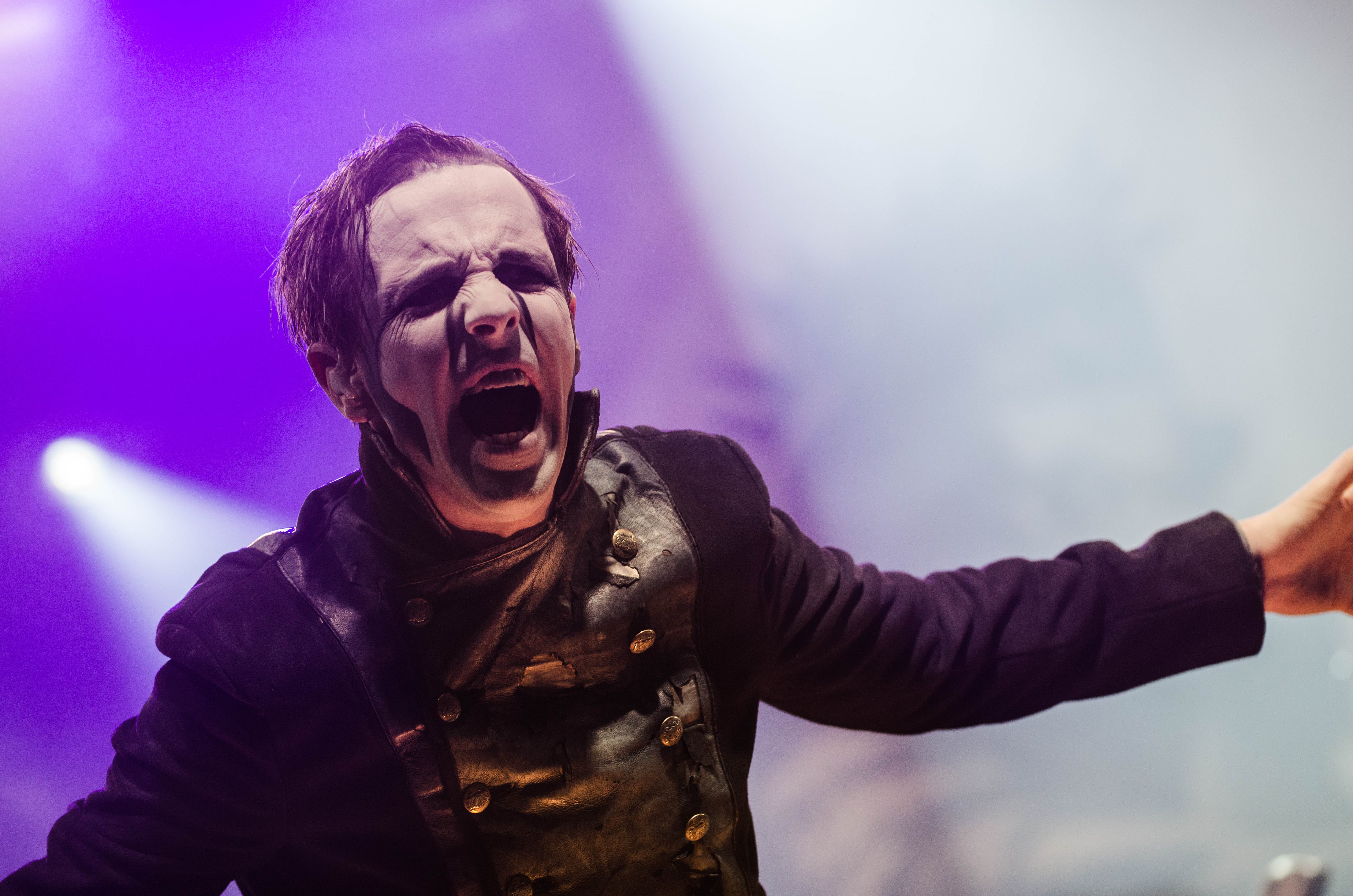 Powerwolf - Durbuy Rock Festival 2016
