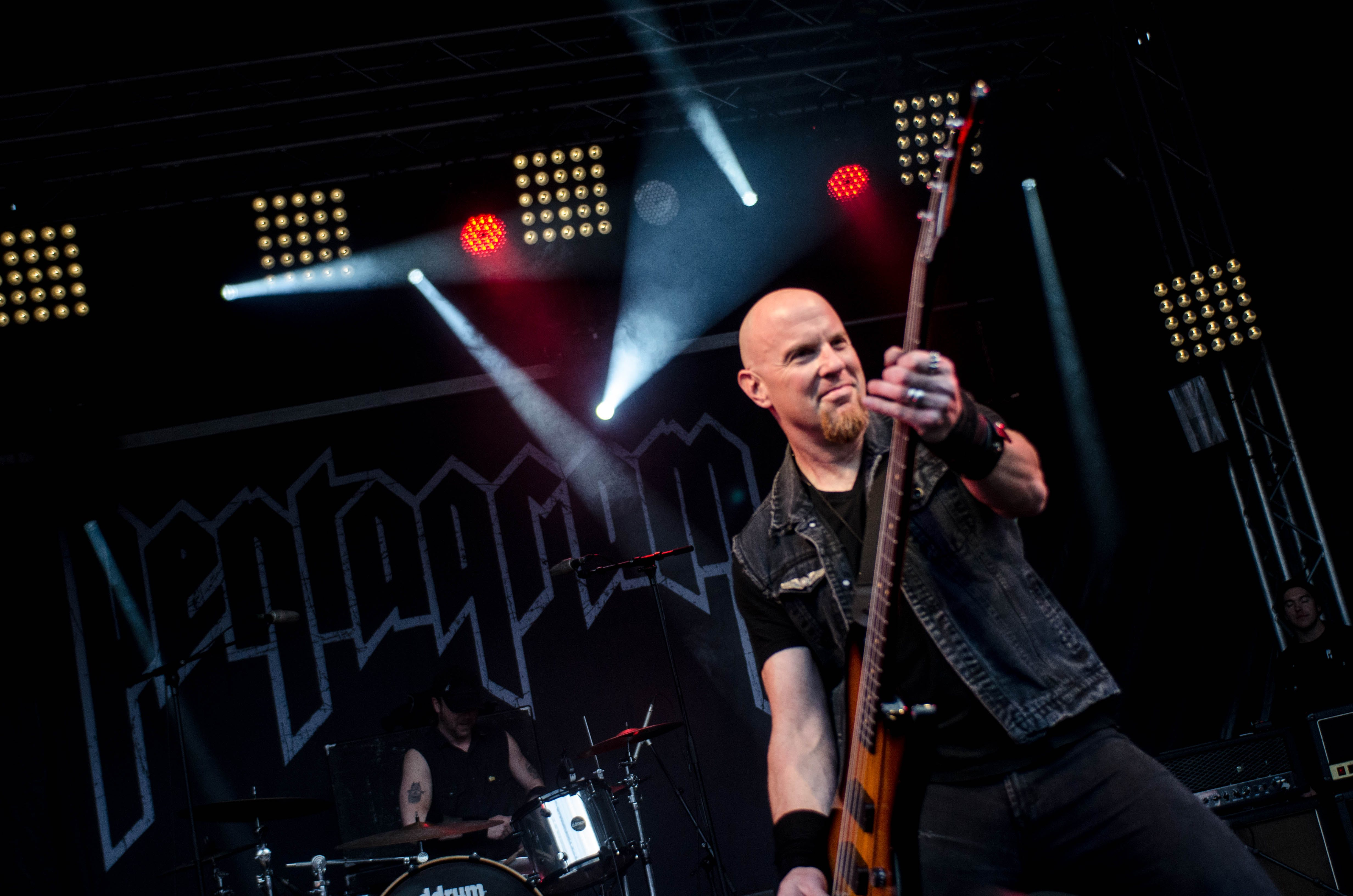 Free stock photo of Pentagram - Durbuy Rock Festival 2016