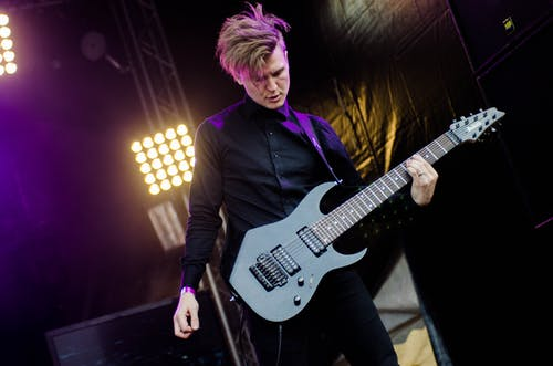 Free stock photo of Leprous - Durbuy Rock Festival 2016