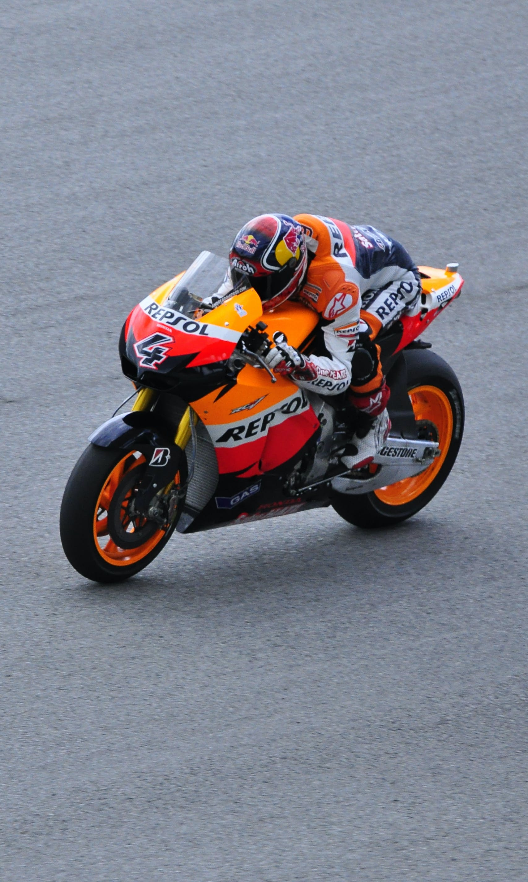 Repsol 4 Motogp on Race