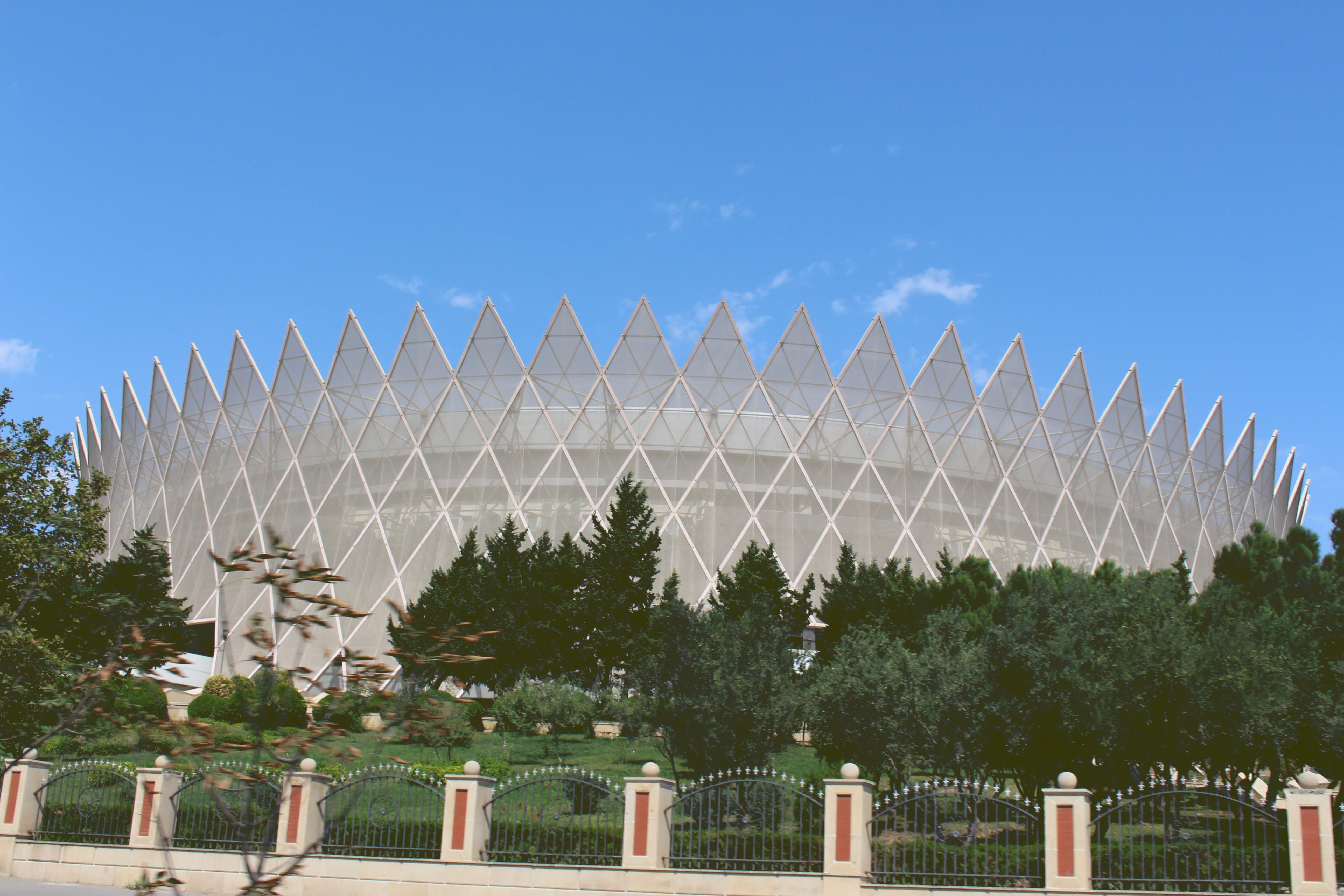 Free stock photo of arhitectura, Baku, build design, buildings