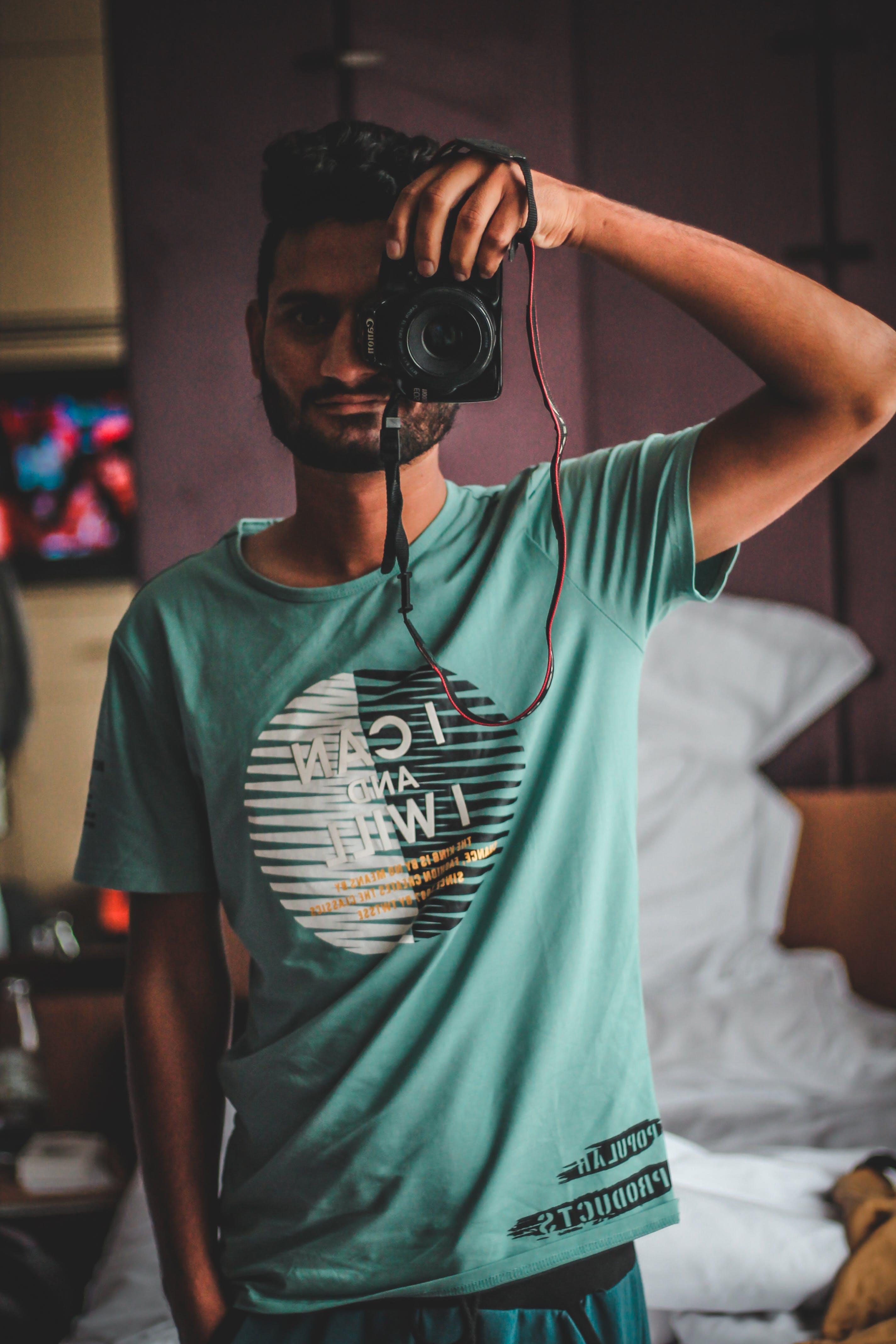 おとこ, カメラ, ハンサム, 人の無料の写真素材