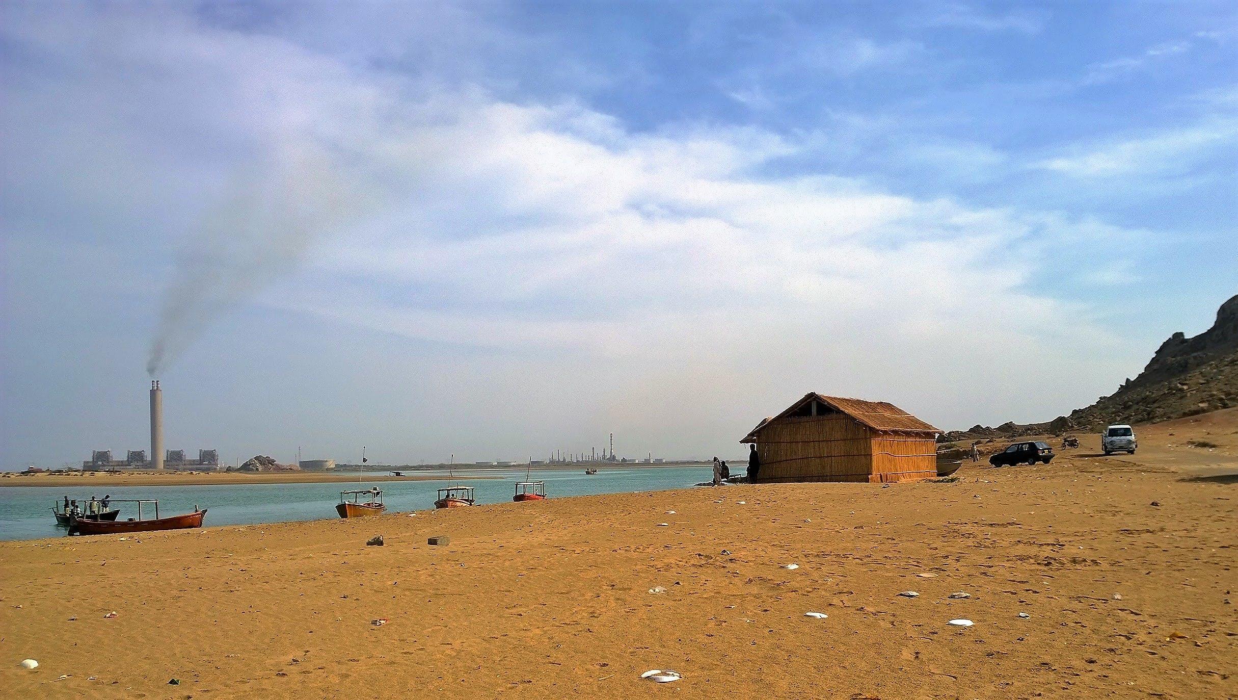 Free stock photo of beach, karachi