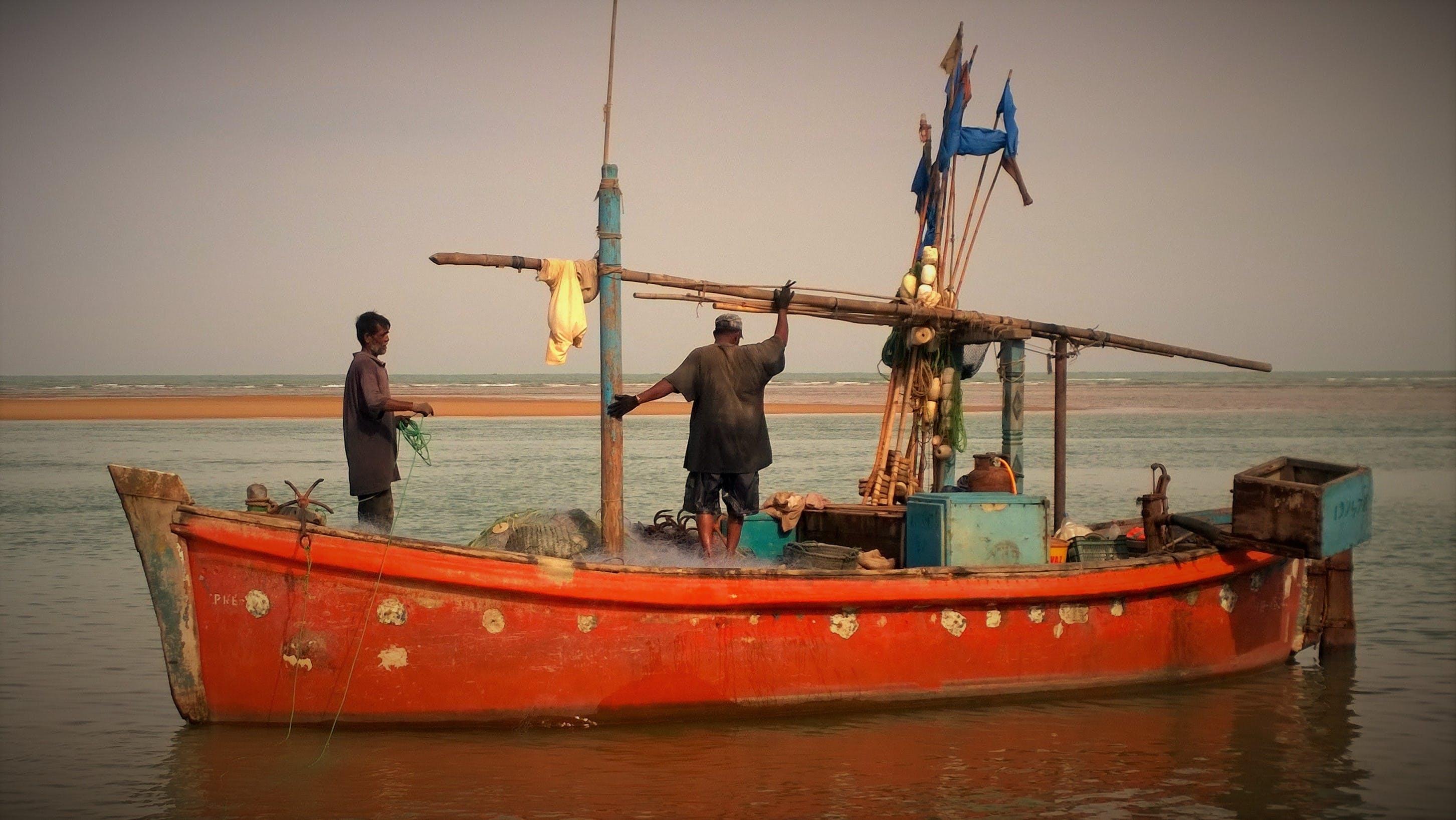 boat, fishing