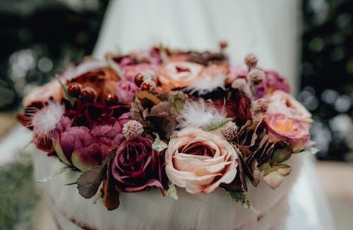 Foto profissional grátis de arranjo de flores, atraente, bonito, buquê