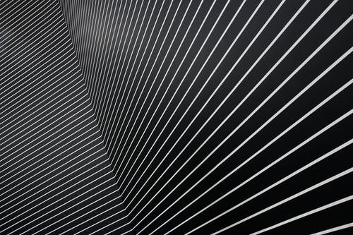 Free stock photo of black-and-white stripes