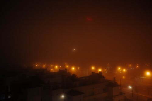 Fotos de stock gratuitas de ciudad, con niebla, neblinoso, niebla
