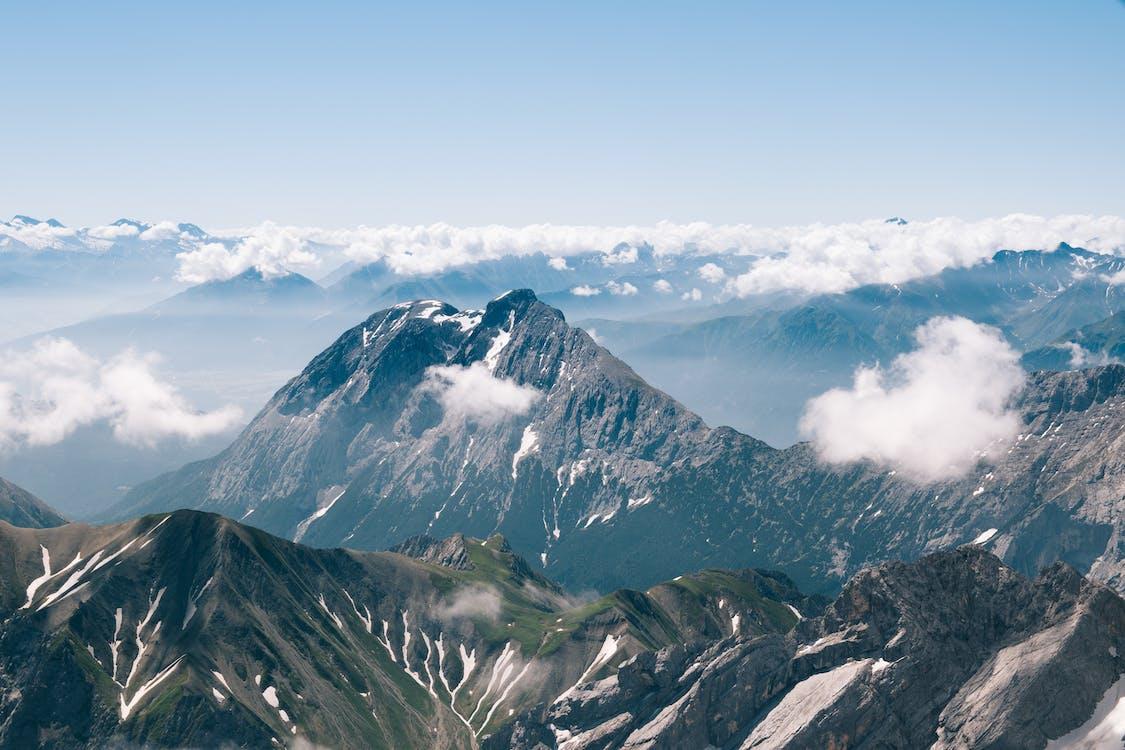 Bayern, berg, bergstopp
