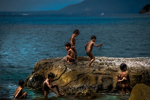 Fotos de stock gratuitas de #childsplay #puertogallera #phils