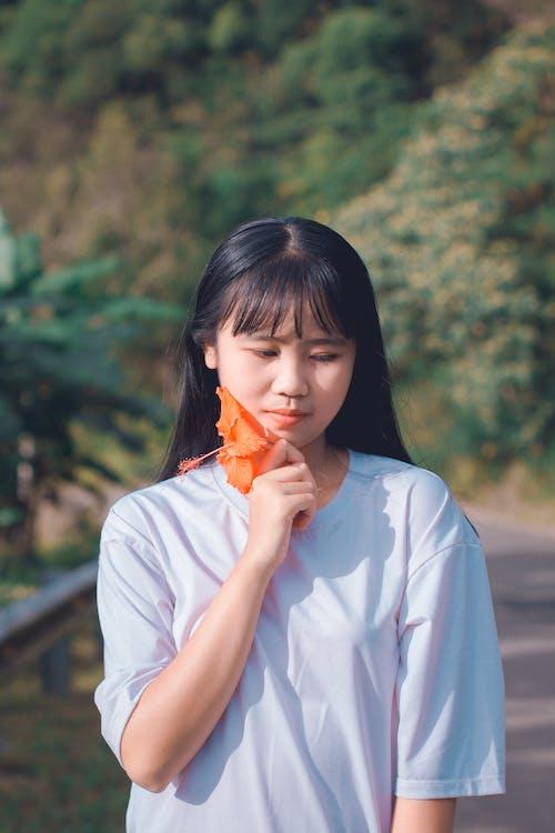 Foto d'estoc gratuïta de adult, asiàtica, bellesa, bonic