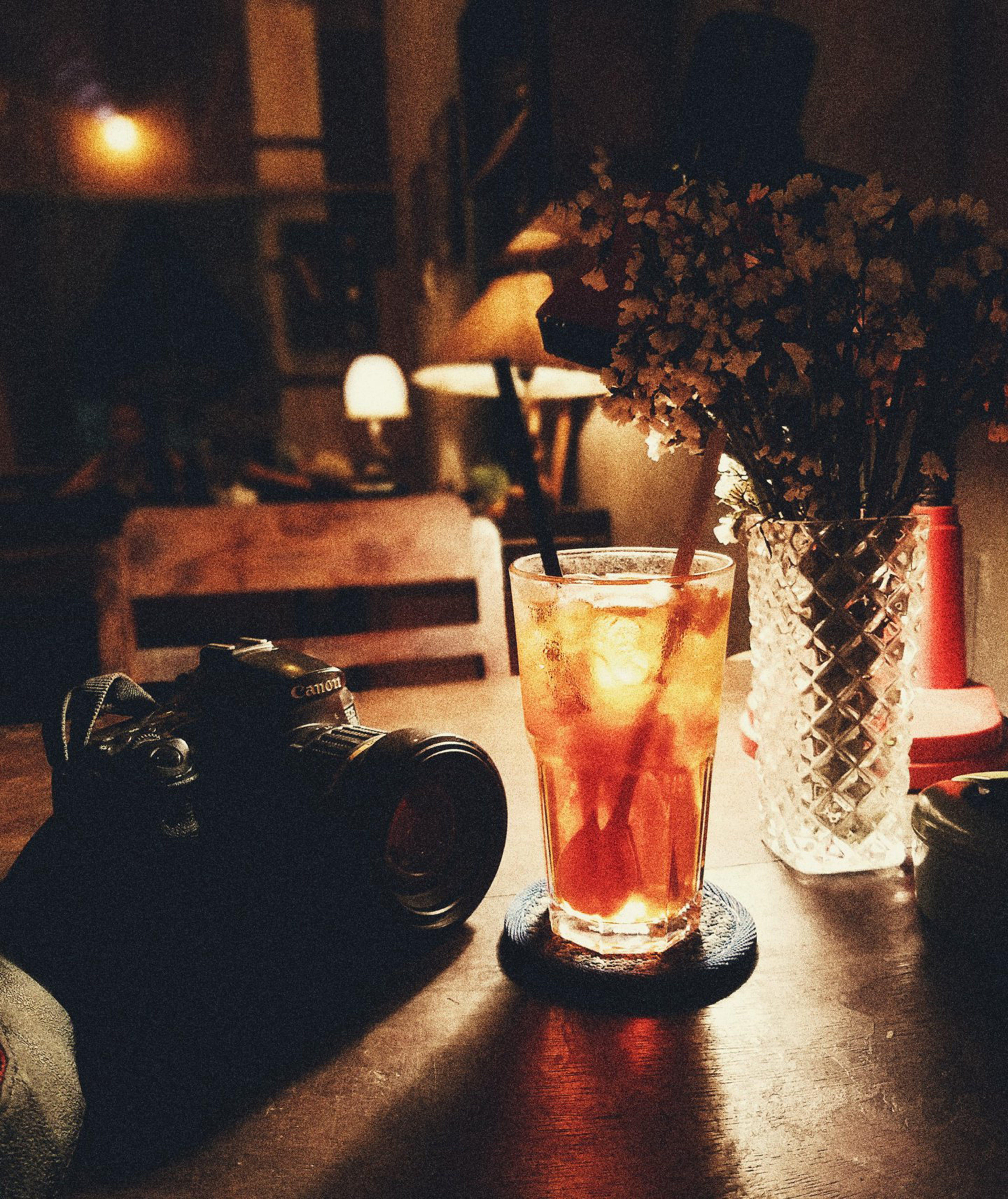 Kostenloses Stock Foto zu blume, canon, kaffee