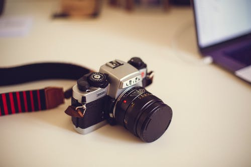 Free stock photo of Analogue, antique, aperture, camera