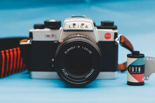 Δωρεάν στοκ φωτογραφιών με διάφραγμα, εξοπλισμός, ηλεκτρονικά είδη, κάμερα