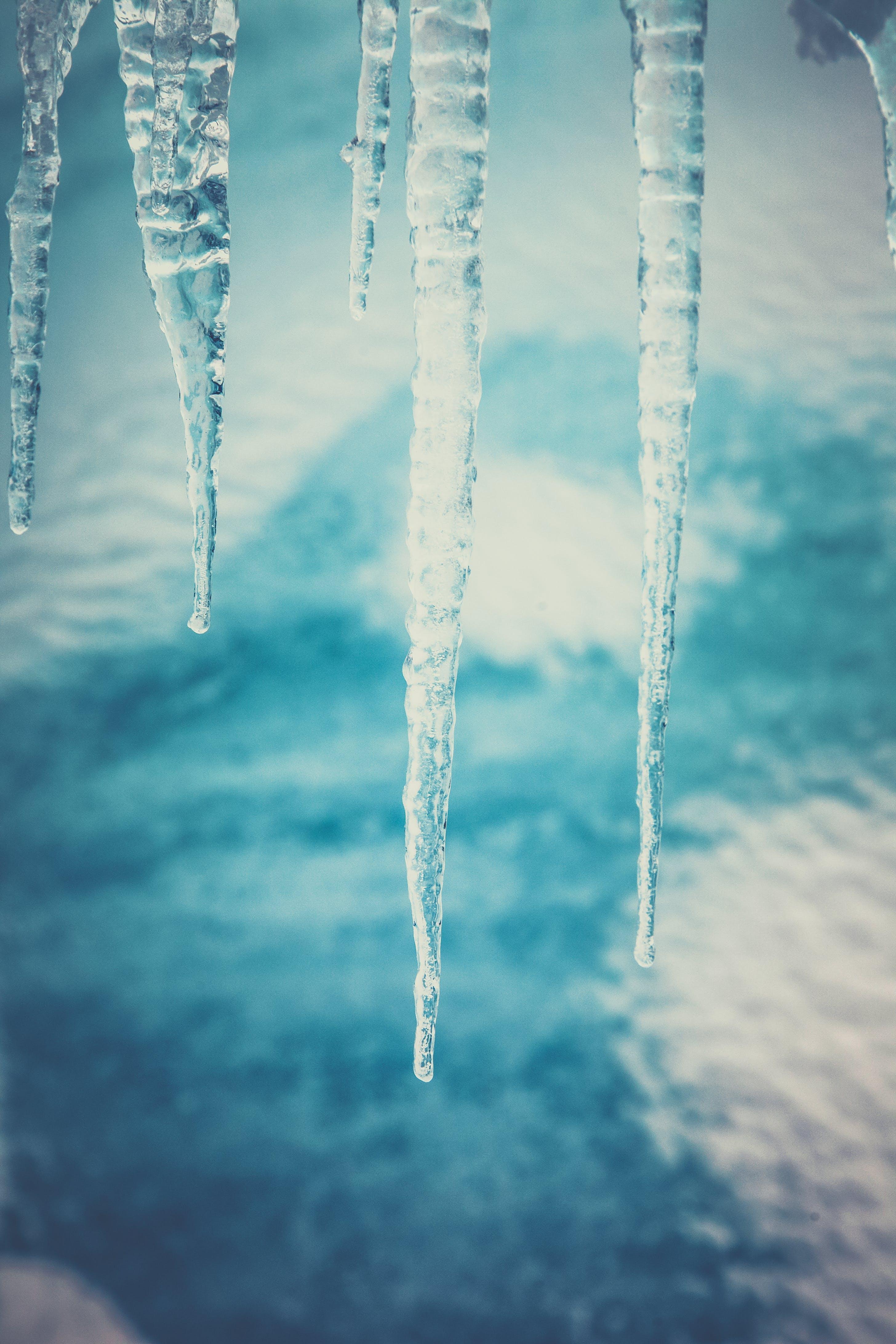 Foto stok gratis alam, beku, dingin, lansekap
