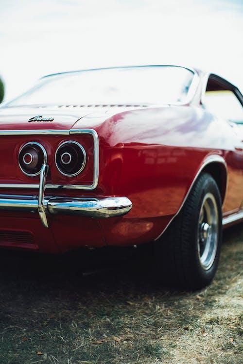 Бесплатное стоковое фото с chrome, автомобиль, Автомобильный, блестящий