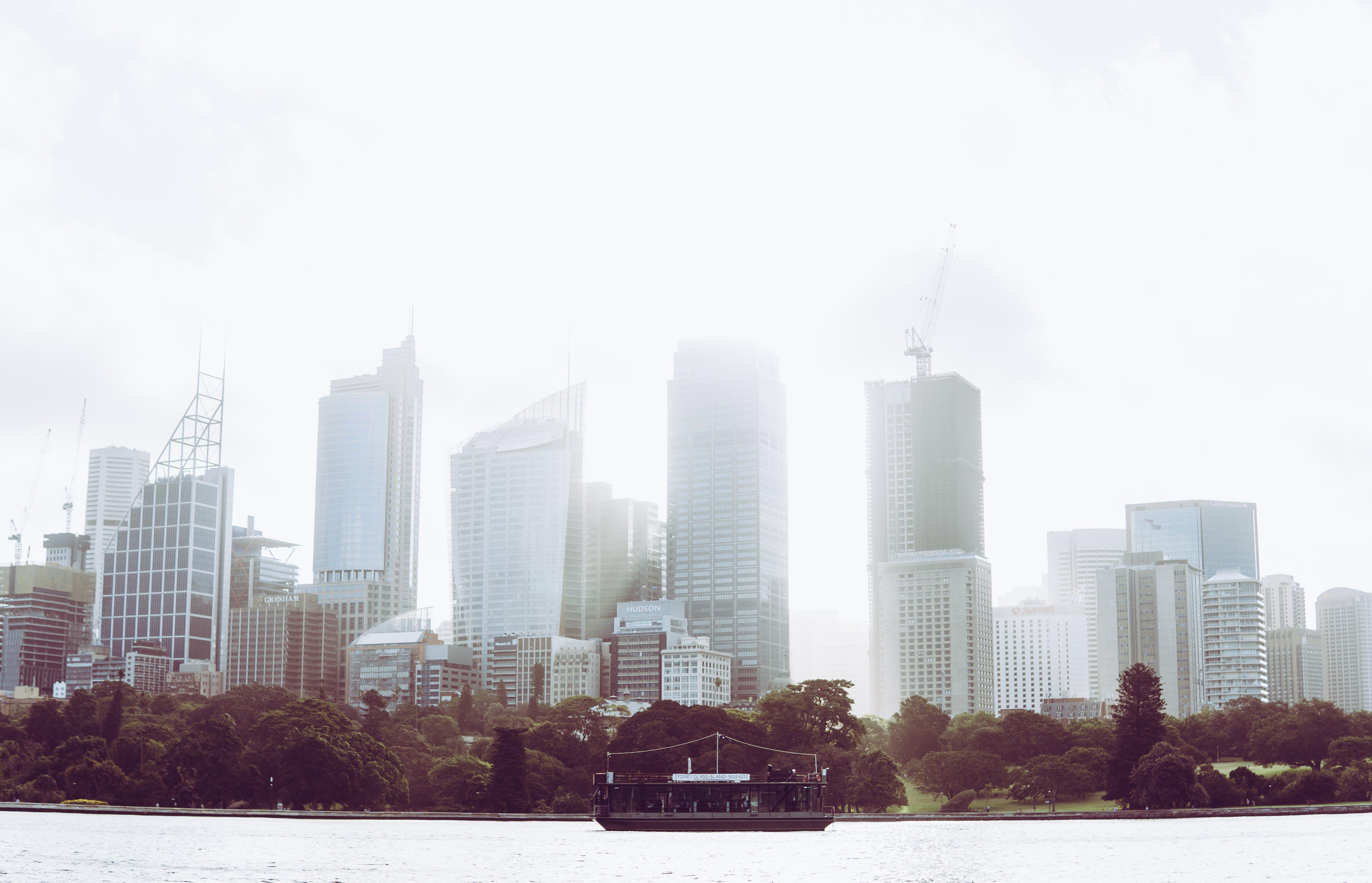 Scenic View Of City