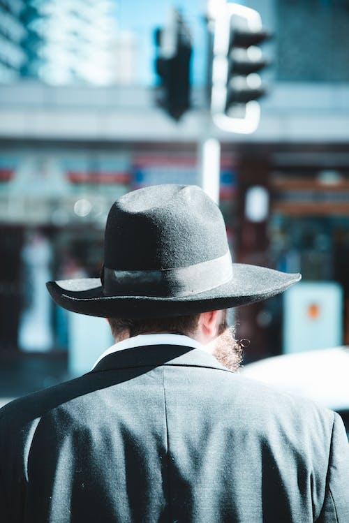 Fedora, 人, 帽子, 時尚 的 免费素材照片