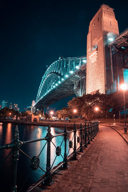 Sydney Harbourd Bridge