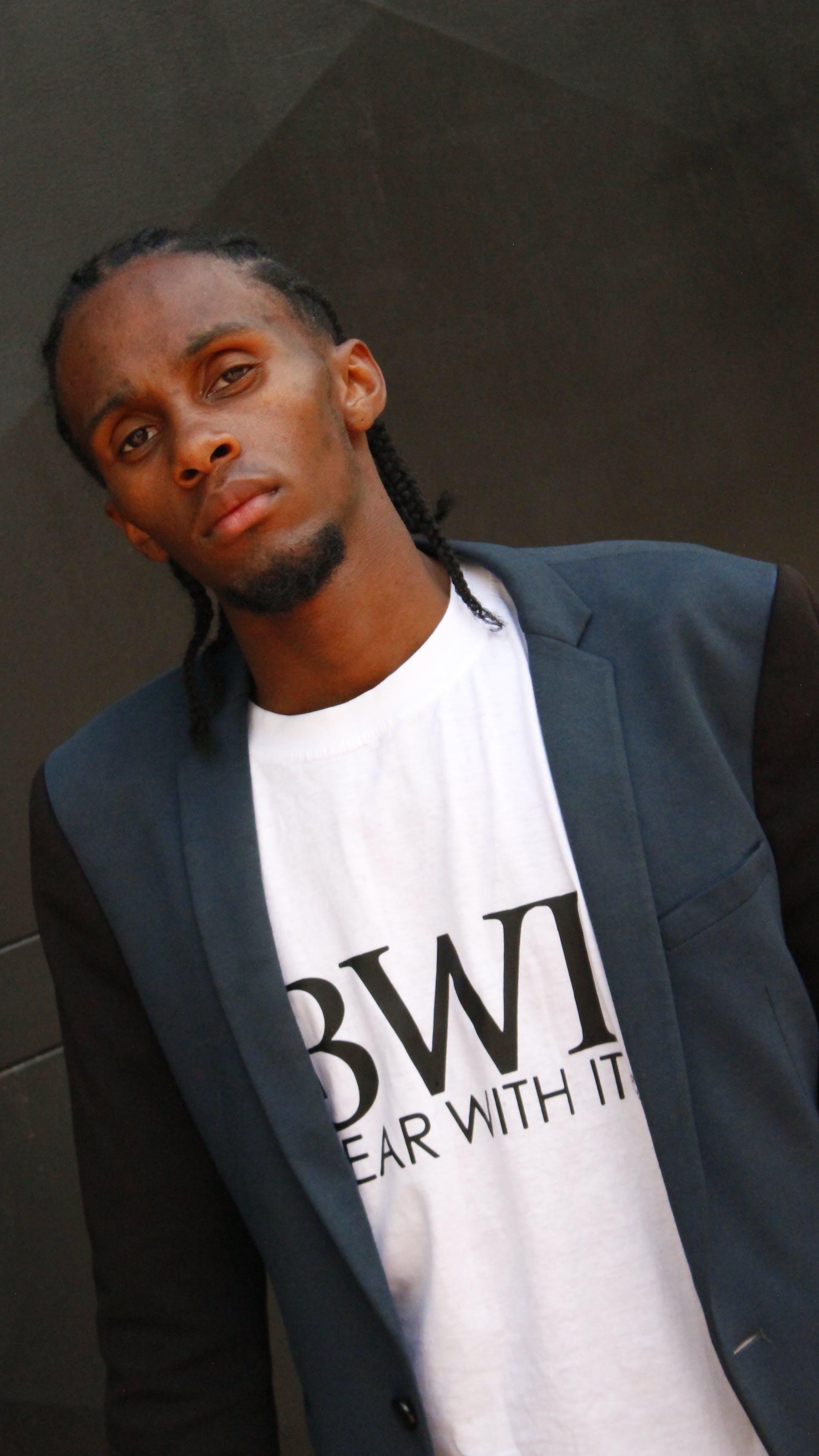 Free stock photo of african american man, fashion, fashion model, male model