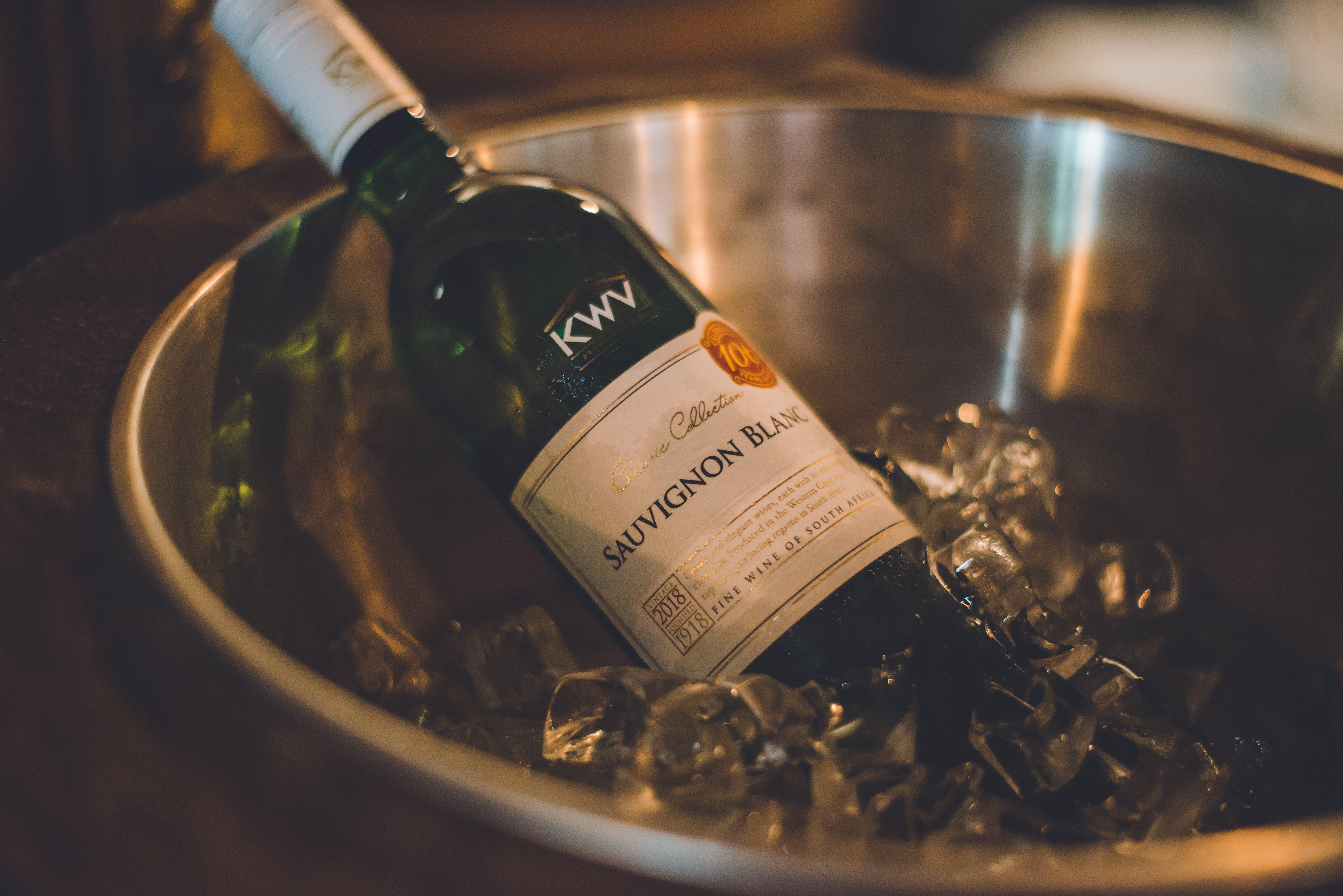 Kwv Sauvignon Blanc Bottle