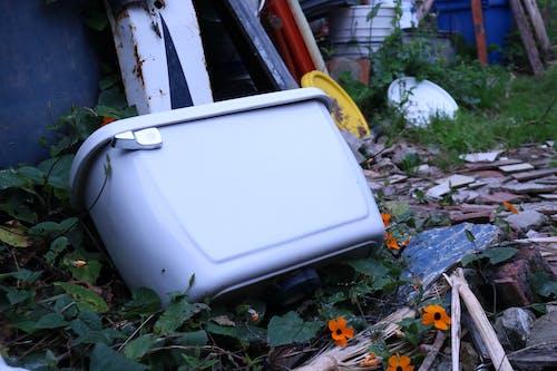 Free stock photo of garbage, toilet